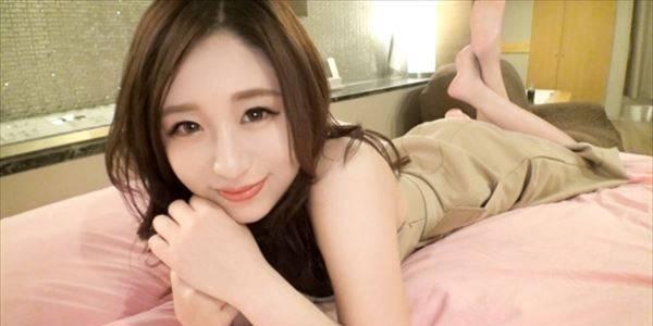 若くて可愛い女の子とホテルに行き綺麗な肌を見たら汚すことができずに・・・