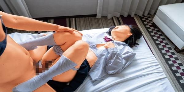 ロリ顔ボブの女の子を制服に着替えさせてエッチな授業を始める